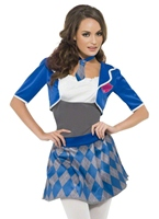 Fièvre School Girl Costume Deguisement ecoliere