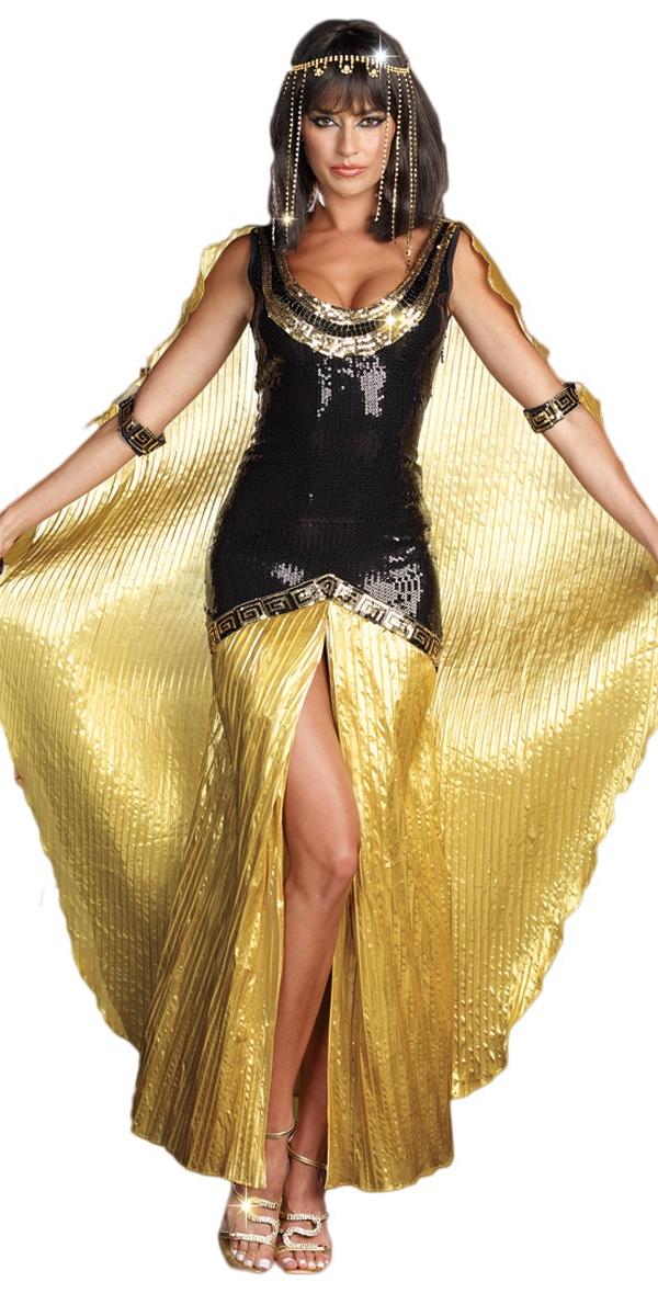 d guisement femme deguisement gyptienne costume de cleo pictures. Black Bedroom Furniture Sets. Home Design Ideas