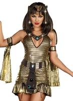 Coquine sur le Costume du Nil Deguisement égyptienne