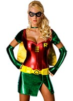 Robin sexy Deguisement super héros