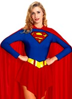 Costume de Supergirl Deguisement super héros