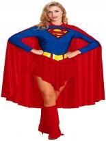 Costume de Supergirl Deguisement super héros