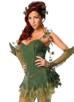 Costume de Poison Ivy Deguisement super héros