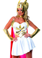 Costume de She-Ra 80 ' s de He-Man Deguisement super héros