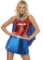 Fièvre héros Hottie Costume Deguisement super héros