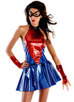 Spider Girl Costume de luxe Deguisement super héros