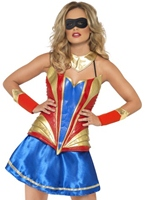 Costume de héros Hottie Deguisement super héros