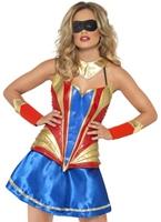 Costume de héros Hottie Deguisement super héros