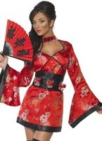 Fièvre Vodka Geisha Costume Deguisement geisha