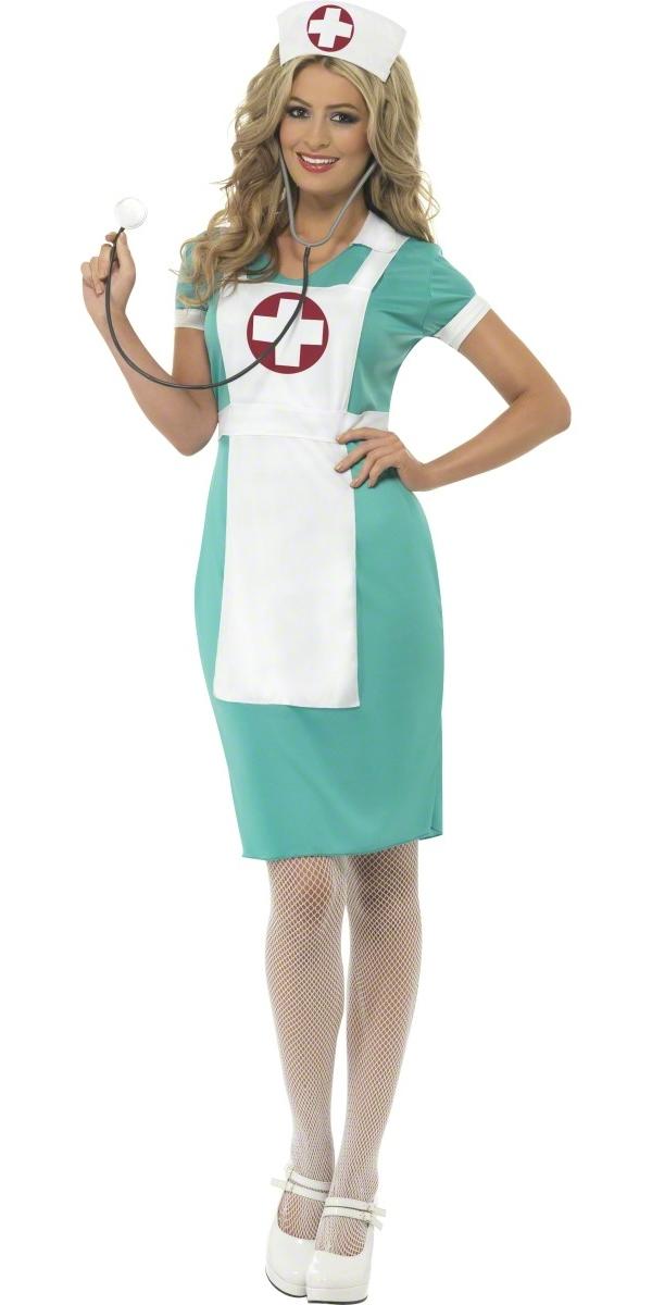 Deguisement infirmière Costume infirmière gommage
