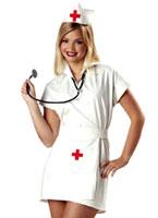 Costume infirmière Fashion Deguisement infirmière
