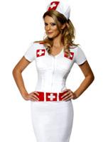 Costume infirmière Knockout Deguisement infirmière