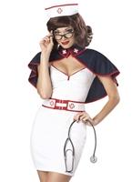 Costume infirmière de l'armée Deguisement infirmière