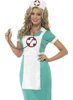 Costume infirmière gommage Deguisement infirmière