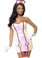 Fièvre infirmière Costume de Dazzle Deguisement infirmière