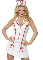 Infirmières sexy costumes robe efflore Deguisement infirmière
