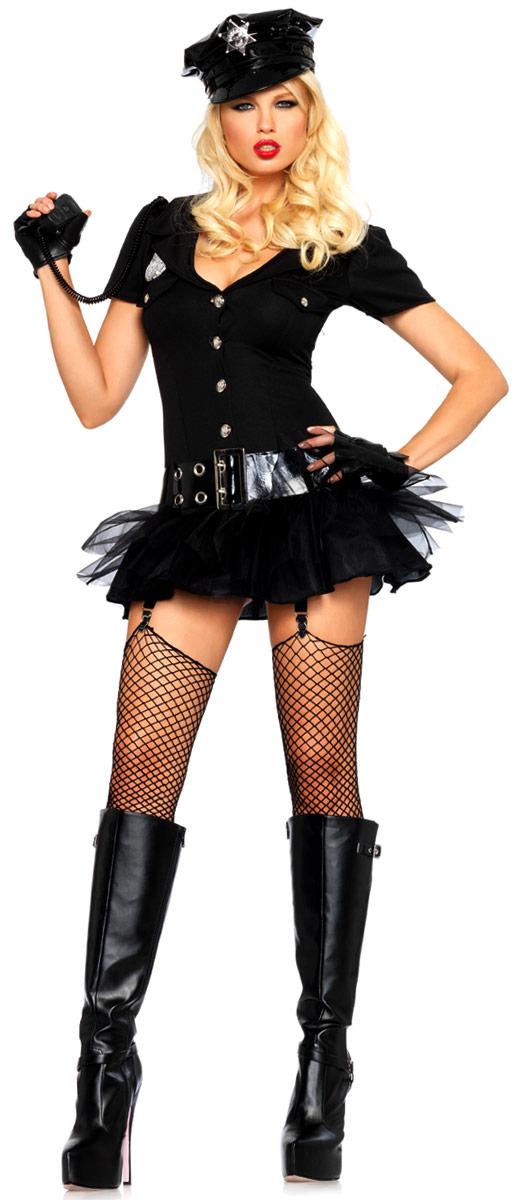 Deguisement policiere Agent Bombshell Costume