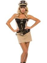 Sizzline Costume de shérif Deguisement policiere