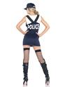 Deguisement policiere Costume d'officier saisissant