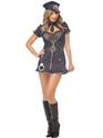 Deguisement policiere Costume de luxe Candy Cop