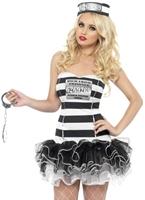 Fièvre forçat Cutie Costume Deguisement policiere