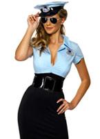 Costume de police Cadet Deguisement policiere