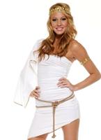 Costume déesse Glam Deguisement romaine