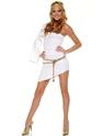 Deguisement romaine Costume déesse Glam