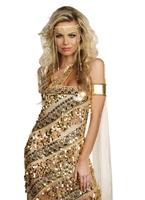 Costume déesse dorée Deguisement romaine