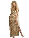 Deguisement romaine Costume déesse dorée