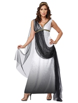 Costume d'impératrice romaine Deluxe Deguisement romaine