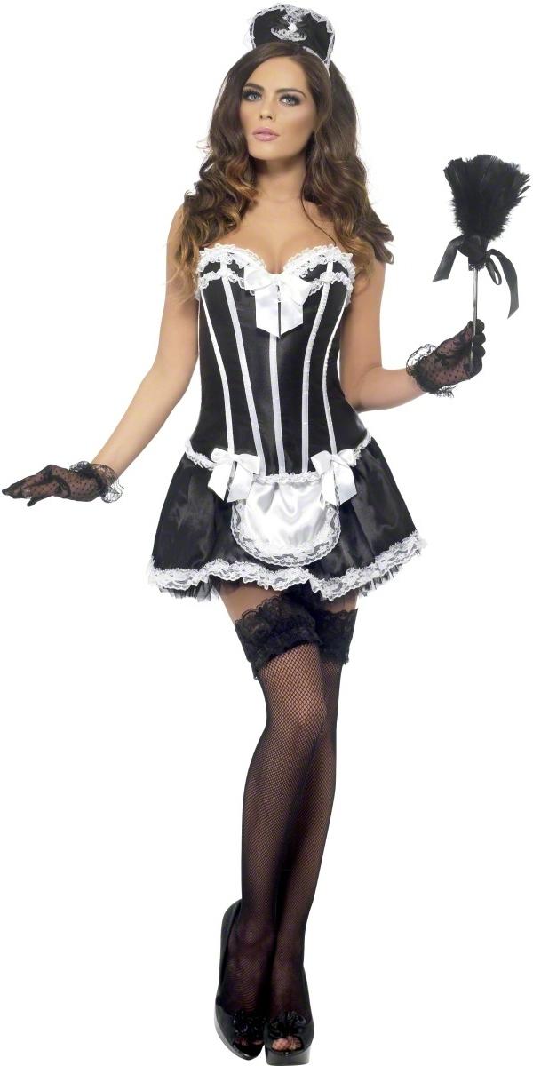 Deguisement soubrette Costume de soubrette de fièvre
