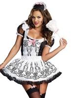 Maid costume de l'ordre Deguisement soubrette