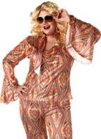 Plus Size Costume Discolicious (FC) Costume grande taille