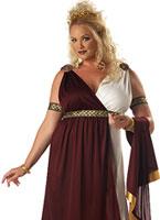 Plus Size Costume d'impératrice romaine (FC) Costume grande taille