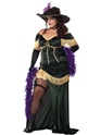 Costume grande taille Ainsi Madame Saloon taille Costume