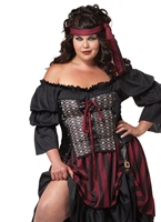 Plus Size Costume de Pirate Wench Costume grande taille