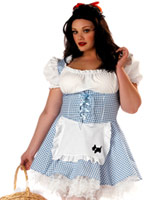 Plus Size Costume Sweetheart romanesque (FC) Costume grande taille