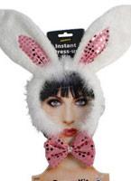 Lapin blanc Set Deguisement lapine