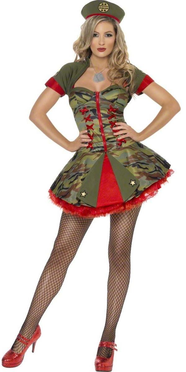 Costume militaire Costume de Forces spéciales