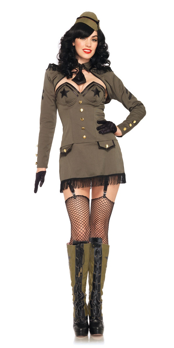 Can you Sexy army pin up girls commit error