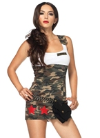 Combat Costume armée Cutie Costume militaire