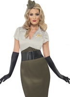 Armée Pin Up Costume Costume militaire