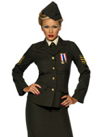 Costume d'officier en temps de guerre Costume militaire