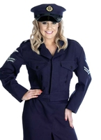 World War 2 RAF Girl Costume militaire
