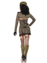 Costume militaire Pin Up armée Girl Costume