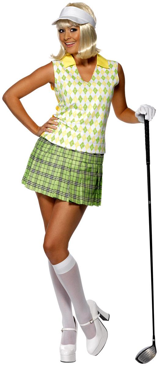 Costume sportif Allé jouer au golf Ladies Costume