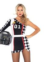 Costume Racer première Place Costume sportif