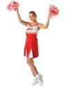 Costume sportif Costume de pom-pom girl de Glee