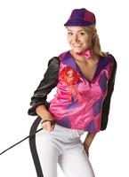 Costume femme Jockey Costume sportif